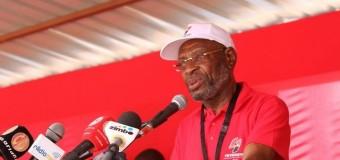 Ministro dos Antigos Combatentes advoga conjugação de esforços para construção da Nação