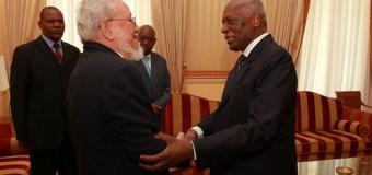 Angola: Presidente da República aborda com dirigente cubano relações de cooperação
