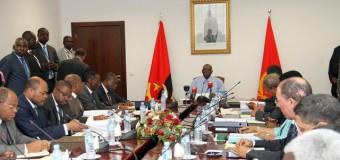 Executivo analisa situação socioeconómica do Namibe