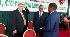 Luanda e Maputo reforçam relações