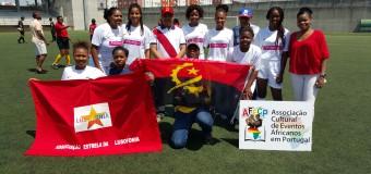 Equipa feminina de futsal angolana vence Moçambique