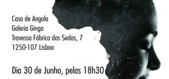 """Livro """"Taras de Luanda"""", de José E.Aguaboa e Luis Fernando, 30 Junho"""