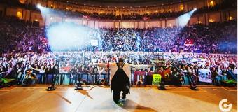 """Anselmo Ralph esgota Campo Pequeno com a Tour """"Amor É Cego"""""""