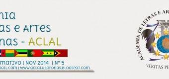 Adido Cultural Homenageado pela ACLAL