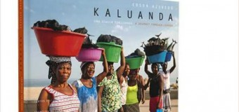 """Edson Azevedo oferece """"Kaluanda"""" à Embaixada de Angola"""