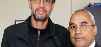Adido Cultural recebe visita de cortesia do músico Jorge Rosa