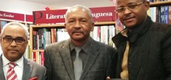Adido Cultural no lançamento do livro de José Luís Mendonça