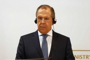 SERGUEY LAVROV - MINISTRO DAS RELAÇÕES EXTERIORES DA RÚSSIA FOTO: STRINGER