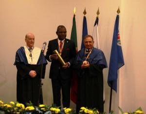 José Marcos Barrica, Embaixador de Angola em Portugal