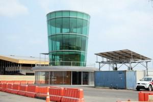 TORRE DE CONTROLO DO AEROPORTO DE ONDJIVA FOTO: ANGOP