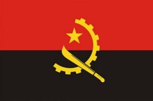 Bandeira da República de Angola Foto: Angop