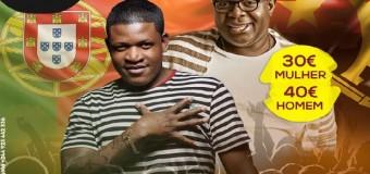 Farra do Pikante Tuga com Eddy Tussa – 1 Setembro – 16h