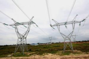 SECTOR QUE AUMENTAR CAPACIDADE DE PRODUÇÃO, TRANSPORTE E DISTRIBUIÇÃO DE ENERGIA FOTO: ANTÓNIO ESCRIVÃO