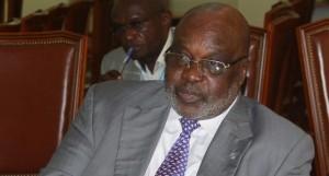 Embaixador da República Democrática do Congo em Angola, Didier Kazadi Nyembwa. FOTO: CEDIDA PELA FONTE