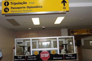 CABINE DO SME NO AEROPORTO DE LUANDA FOTO: LINO GUIMARAES
