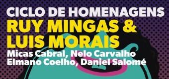 Ciclo de Homenagens Ruy Mingas & Luis Morais – B. Leza – 12 Outubro