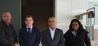Delegação Cultural de Angola faz visitas em Lisboa