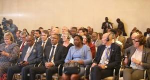 Fórum de Negócios Angola - Noruega FOTO: ANTONIO ESCRIVAO