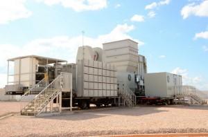 CENTRAL TÉRMICA DE PRODUÇÃO DE ENERGIA (ARQUIVO)  FOTO: ANGOP