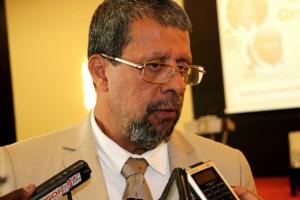 JORGE FIGUEIREDO, EMBAIXADOR DE CABO VERDE EM ANGOLA FOTO: TARCISIO VILELA