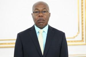 VICENTE MUANDA, EMBAIXADOR DE ANGOLA NA REPÚBLICA DO CONGO FOTO: FRANCISCO MIÚDO