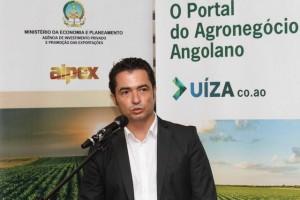 PRESIDENTE DA COMISSÃO EXECUTIVO DA WEZA, CHRIS MASTERS FOTO: JOAQUINA BENTO