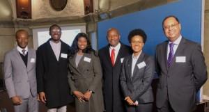 Delegação de Angola na Suécia FOTO: FOTO CEDIDA