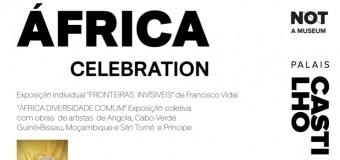 """Exposição de Artes Plásticas """"África Celebration"""" – 31 Maio"""