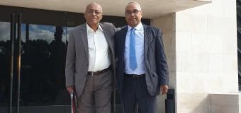 PCA do Memorial Dr. A. Agostinho Neto realiza encontro com Torre do Tombo