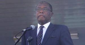 Ministro de Estado e Chefe da Casa de Segurança do PR, Pedro Sebastião  FOTO: ALBERTO JULIÃO