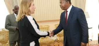 João Lourenço aborda actividade da GALP em Angola