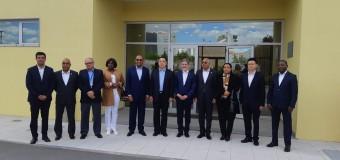 Embaixada de Angola na Feira Sabores de Perdição em Castelo Branco