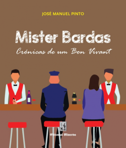 Livro Mister Bardas de Manuel Pinto