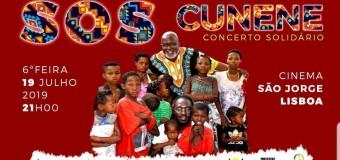 Concerto Solidário SOS Cunene – 19 Julho
