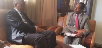 Angola e Etiópia accionam consultas para relançar cooperação