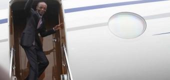 Vice-Presidente viajou para o Botswana