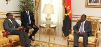 Zimbabwe quer intensificar cooperação com Angola