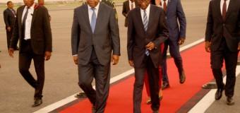 Chefe de Estado está de regresso ao país