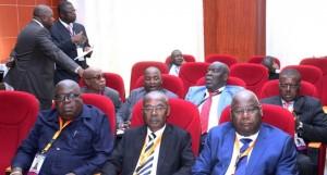 """32ª Reunião da comissão Mista Permanente de Defesa e Segurança Angola/Zâmbia"""" FOTO: GASPAR DOS SANTOS"""