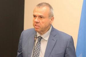 PAOLO BALLADELLI - COORDENADOR RESIDENTE DA ONU EM ANGOLA FOTO: GASPAR DOS SANTOS