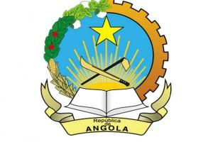 INSÍGNIA DA REPÚBLICA DE ANGOLA