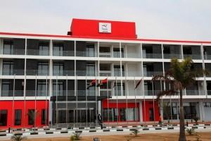 HOTEL INFORTUR DO NAMIBE (ARQUIVO) FOTO: A.ESCRIVÃO