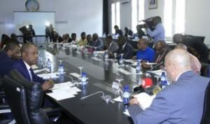Comissão para vítimas dos conflitos afina estratégias. Foto: ANGOP