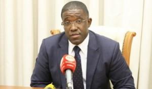 Ministro da Economia e Planeamento, Sérgio Santos