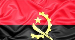 Bandeira da República de Angola. Foto: ANGOP
