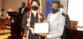 Prémio incentiva criatividade literária – ministra da Cultura