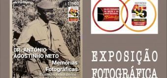 Dr. António Agostinho Neto – Memórias Fotográficas
