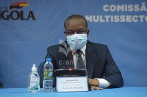 O Ministro de Estado e Chefe da Casa da Civil do Presidente da República, Adão de Almeida. Foto: CIAM