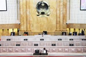 Assembleia Nacional Foto: Clemente dos Santos