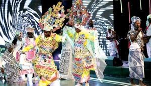 União 10 de Dezembro foi o grande vencedor da edição deste ano do Carnaval de Luanda 2021  Fotografia por: Agostinho Narciso |Edições Novembro